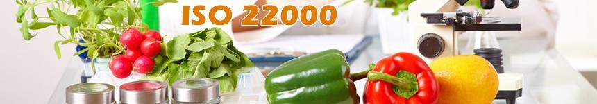 ISO 22000:2005 Gıda Güvenliği Yönetim Sistemi Nedir?