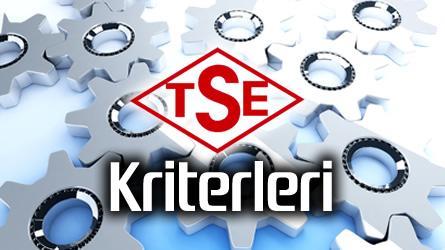 TSE-kriterleri